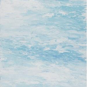 Yuliya Stratovich, Sea, 2021