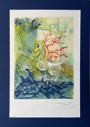 Salvador Dali (1904-1989), Neptune
