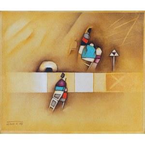 Witold-K ( Kaczanowski Wit ) ( 1932 ), Praca z cyklu