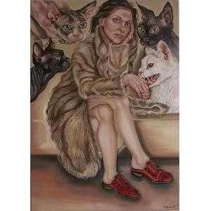 Dorota Kuźnik ( 1975 ), Koty 2021