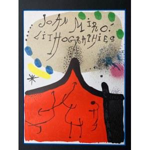 Joan Miro (1893 - 1983 ), Litographs