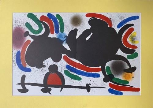Joan Miro (1893 - 1983 )