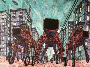 Piotr Nogaj, Jeźdźcy apokalipsy, 2021