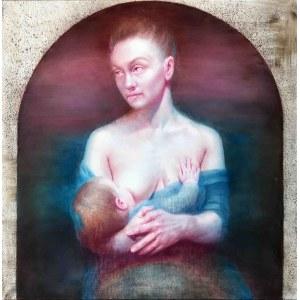 Sylwester Stabryła, Virgo Lactans, 2020