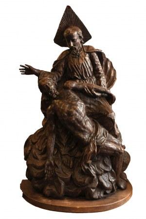 Artysta Nierozpoznany, Pieta (XVIII w.)