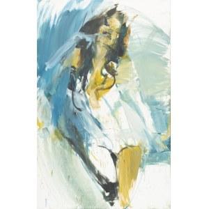 Aleksandra Hajdas-Rutkowska, Blue Wind, 2021