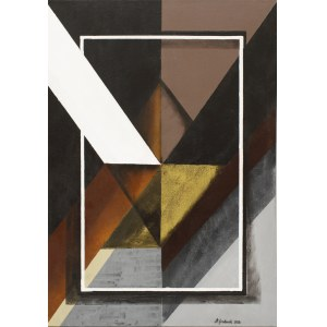 Andrzej Grabowski, Geometric coffe, 2021
