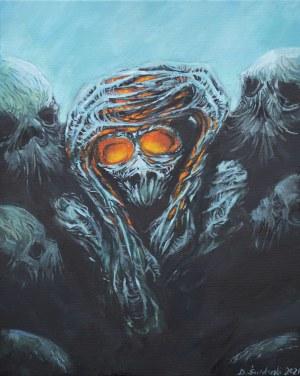 Damian Świderski, Wypalenie, 2021