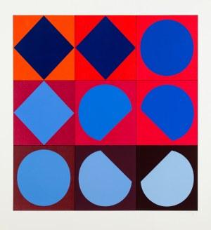 Victor Vasarely (1906-1997),