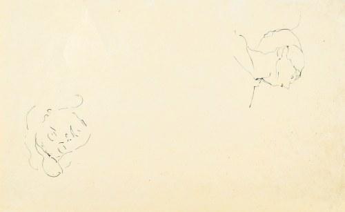 Leopold GOTTLIEB (1883-1934), Szkice głów
