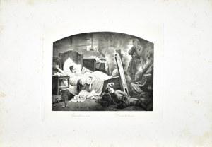 Artur GROTTGER (1837-1867), Spustoszenie
