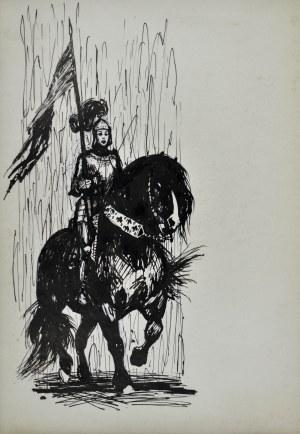 Ludwik MACIĄG (1920-2007), Joanna d'Arc