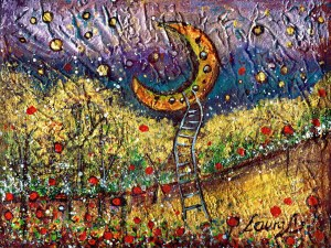 Laura Lis (pseud., ur. 1977 ), Senne marzenia, 2021
