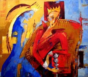 Elżbieta Boukourbane (ur. 1958), Król Maciuś, 2016