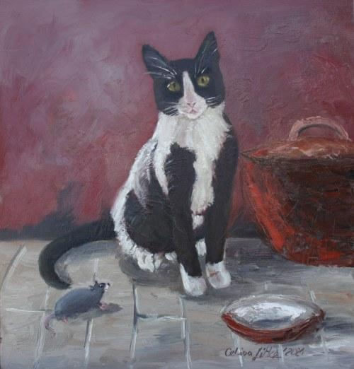 Celina Reiss-Litke (ur.1950), Przyjaciele, 2021