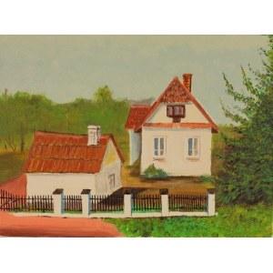 Jankowski Robert, 1992, Bawarian Landshaft, 2014