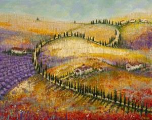 Natasza MIRAK, Złote pola Toskanii