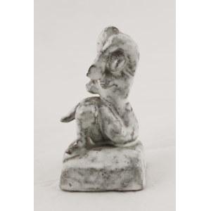 Leszek OPRZĄDEK, Figurka siedzącej kobiety