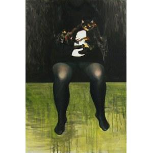 Marta Sala, Portret z wyciorem