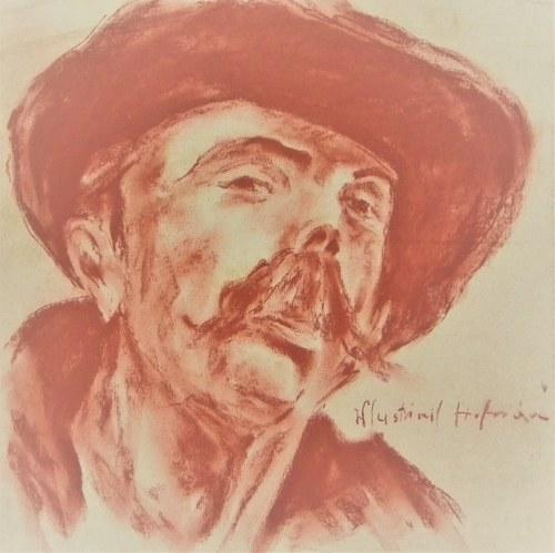 Wlastimil Hofman(1881-1970),Autoportret