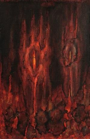 TCHÓRZEWSKI JERZY (1928 - 1999), Mocne światła, 1982