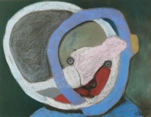 Stasys EIDRIGEVICIUS (ur. 1949), Bez tytułu, 1996