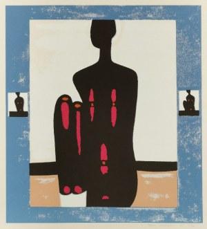 Jerzy NOWOSIELSKI (1923-2011), Bez tytułu, 1995