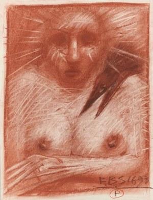 Franciszek STAROWIEYSKI (1930-2009), Bez tytułu, 1993