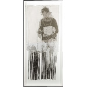 Magdalena PIWKO-CHUDZIK (ur. 1963), Siostry - Gobeliny graficzne, 2018