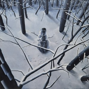 Bartek BUCZEK (ur. 1987), Jaskółczy niepokój, 2010