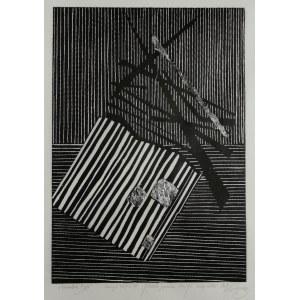 Katarzyna LIPSKA-ZIĘBIŃSKA (ur. 1974), Geometria bytu, 2019
