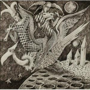 Jan Bonawentura OSTROWSKI (ur. 1946), Ptak