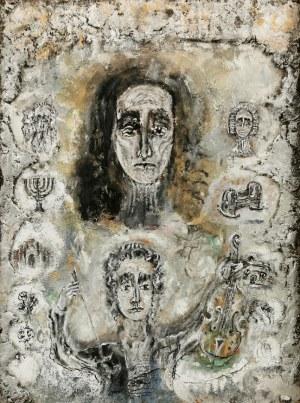 Zdzisław LACHUR (1920-2007), Brat z narodu Jezusa Chrystusa, 1991