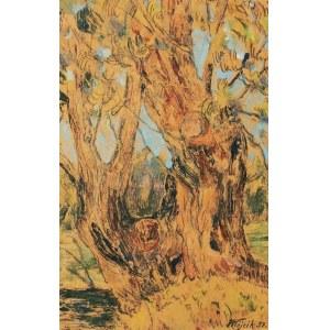 Franciszek WÓJCIK (1903-1984), Drzewo, 1958