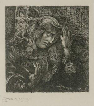Cyprian Kamil NORWID (1821-1883), Męczennik, 1864
