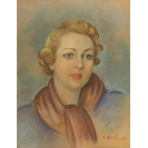 Henryk BERLEWI (1894-1967), Portret kobiety