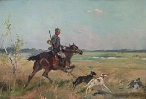 Ignacy ZYGMUNTOWICZ (1875-1947), Polowanie