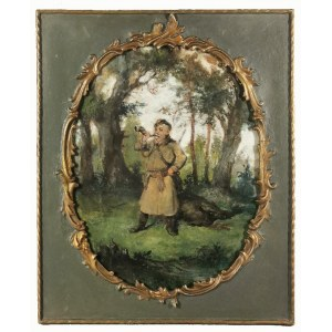 Franciszek KOSTRZEWSKI (1826-1911), Pobudka, 1904