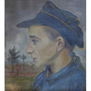Wlastimil HOFMAN (1881-1970), Kadet, 1920