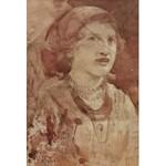 Włodzimierz TETMAJER (1862-1923), Kobieta z Bronowic