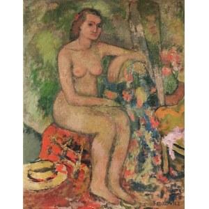 Jerzy FEDKOWICZ (1891-1959), Akt kobiety
