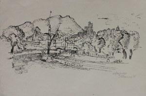 Stefan MROŻEWSKI (1894-1975), Terracina, 1938