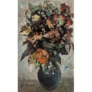 Henryk BARANOWSKI (1932-2005), Kwiaty w wazonie