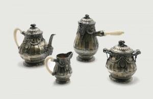 Puiforcat (czynni od 1820), Komplet do kawy i herbaty