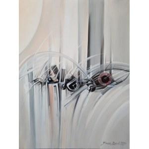 Dariusz Benda (ur. 1963 r.), Abstrakcja, 2021 r.