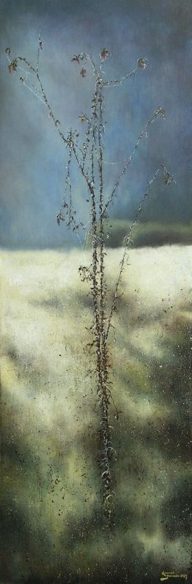 Konrad Hamada (ur. 1981 r.), Oset jesienny I, 2021 r.