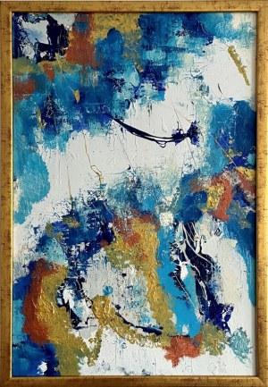 Daria Bidelska (ur. 1988 r.), Złote niebo nad Europą, 2020 r.