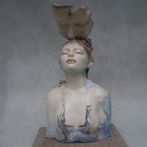 Joanna Brudzińska, Błękit, 2021