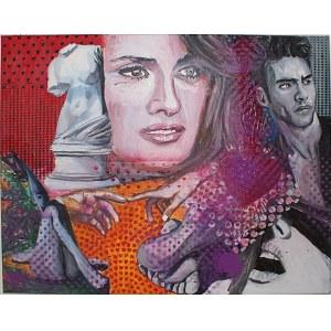 Ilona Foryś, Collage, 2021,