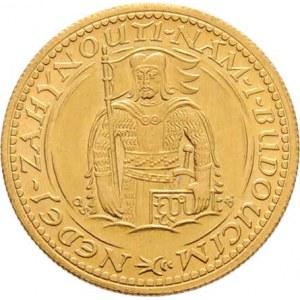 Československo, období 1918 - 1939, Dukát 1933 (raženo 57.597 ks), 3.489g, nep.rysky